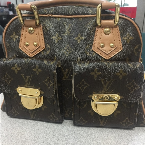 Louis Vuitton Handbags - Vintage Louis Vuitton Manhattan PM